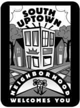 south uptown logo